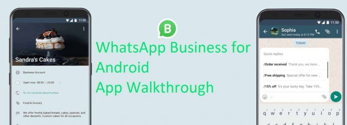 WhatsApp Business Walkthrough: Simple, Feature Rich, and Quick - 9