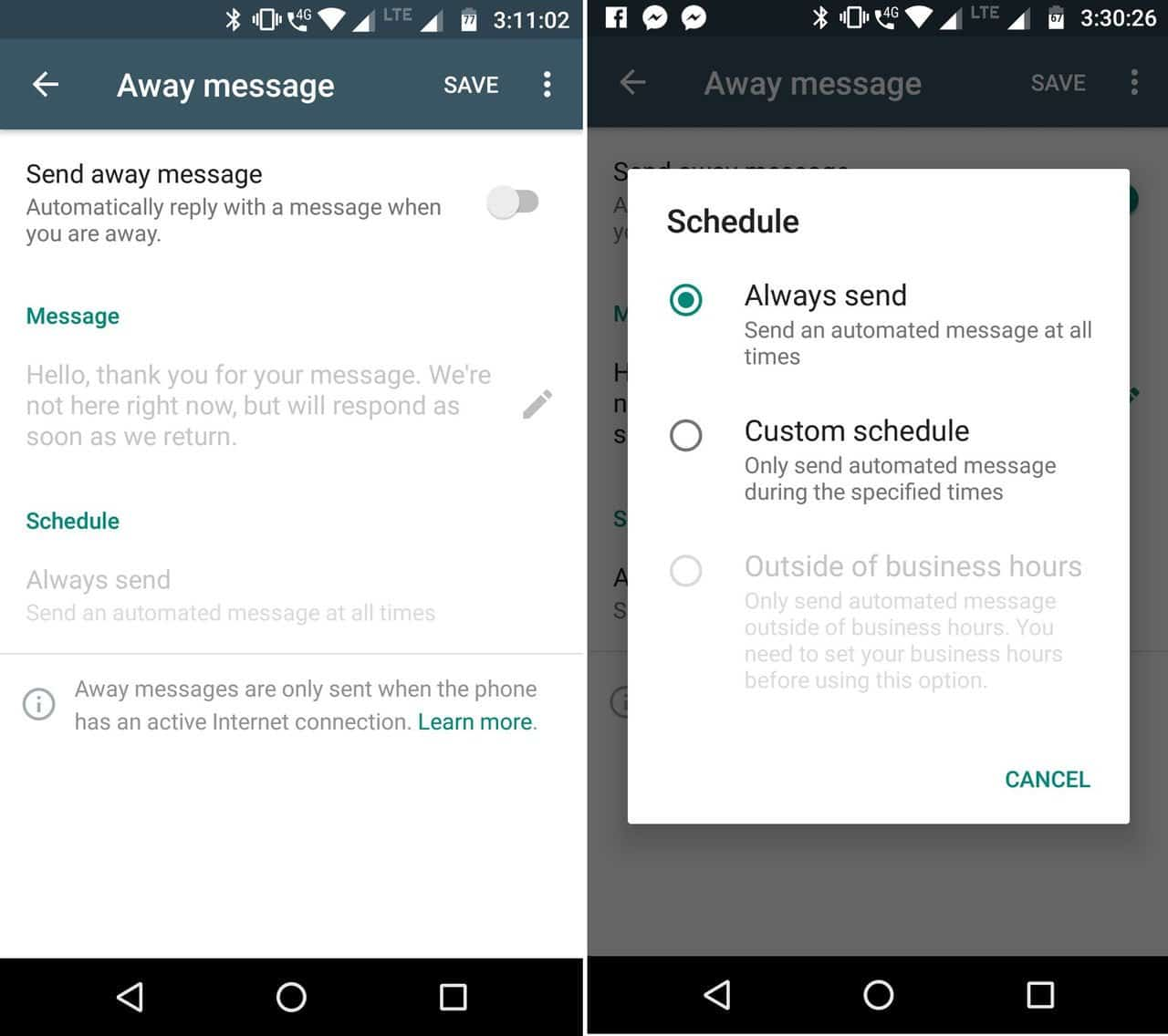 WhatsApp Business Walkthrough: Simple, Feature Rich, and Quick - 8