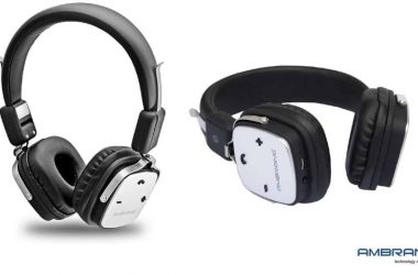 Ambrane WH-1100 Headphone Launched At Rs. 2,199 - 4