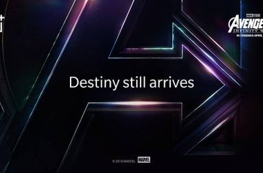 OnePlus & Marvel Studios Collaborate For Avengers: Infinity War - 8