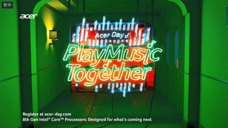 """Acer brings their Acer Day 2018 with a """"Play Music Together"""" theme over 20 Pan Asia Countries - 4"""