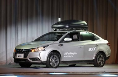 Acer showcases its Self Driving Concept Car at Taiwan Automative Technology Innovation Summit 2018 - 10