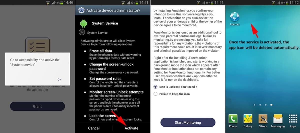 FoneMonitor Review - #1 Spy Tool to Monitor Android & iOS Devices - 4