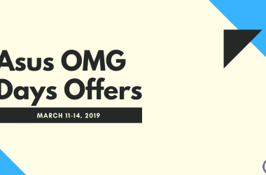 Is Asus Clearing off their Stock? Yet another OMG Deals are Live! - 10