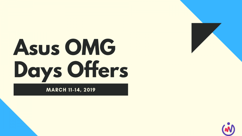 Is Asus Clearing off their Stock? Yet another OMG Deals are Live! - 4