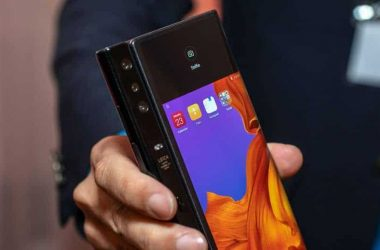 Huawei is All Set to Debut World's First 5G Foldable Smartphone - The Mate X in India in Q2 2019 - 8