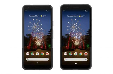 Google Pixel 3a & 3a XL Official Renders Are Out! - 10