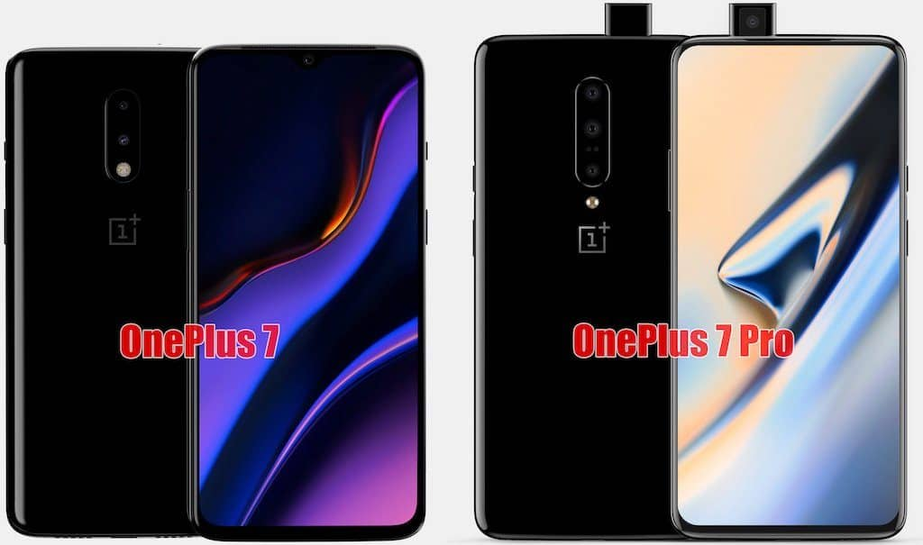 OnePlus 7 & OnePlus 7 Pro Full Specifications Leaked ahead of May 14 Launch - 5