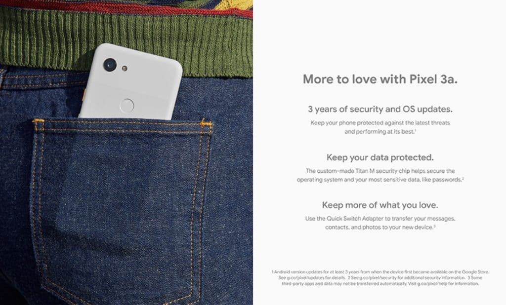 Google Pixel 3a & Pixel 3a XL Promotional Material Leaked - All Features & Specs Are Out Now! - 8