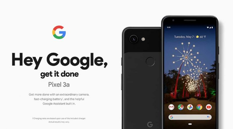 Google Pixel 3a & Pixel 3a XL Promotional Material Leaked - All Features & Specs Are Out Now! - 4
