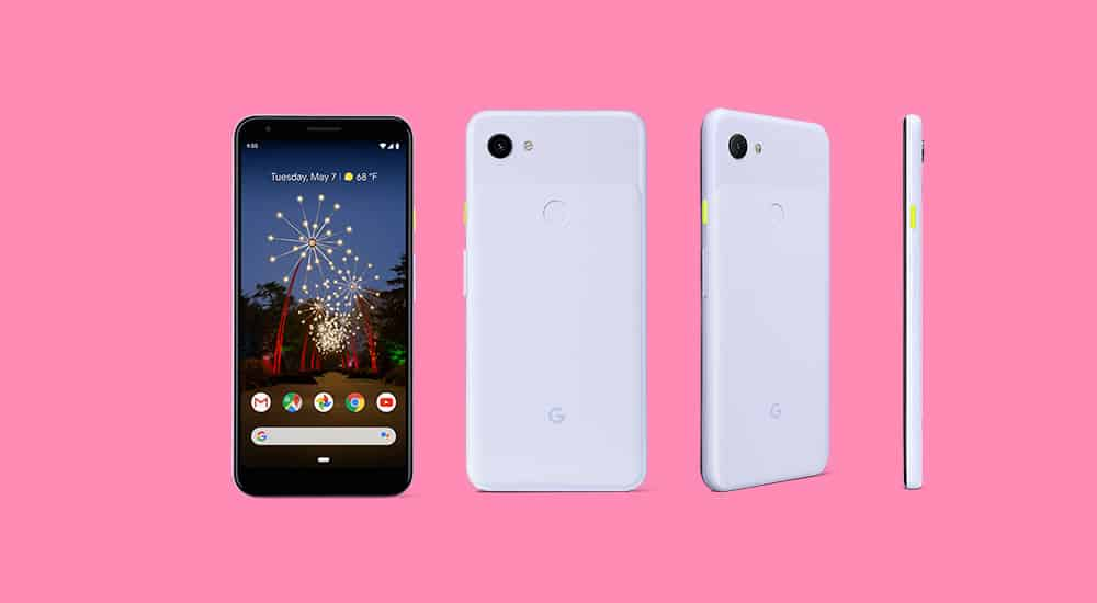 Google Pixel 3a & Pixel 3a XL Promotional Material Leaked - All Features & Specs Are Out Now! - 7