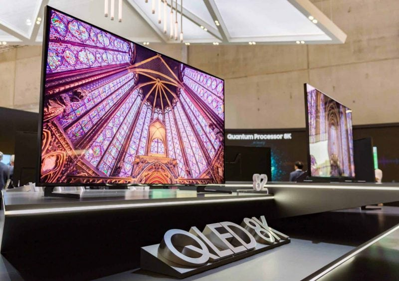 Samsung Launched World's First QLED 8K TV in India - 4