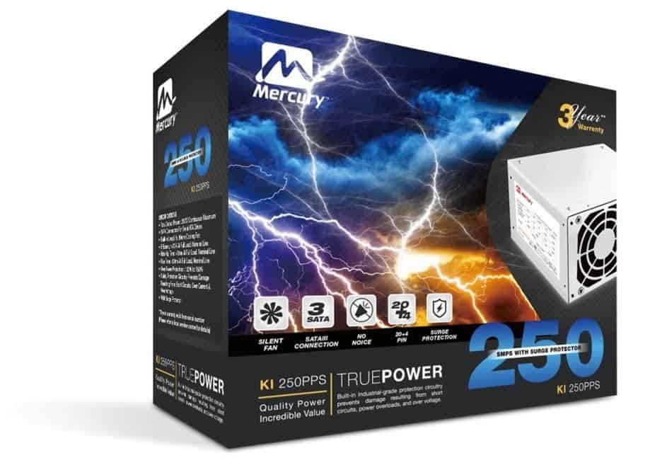 Mercury Launches KI250PPS PSU With High Efficiency for Power Fluctuations - 5