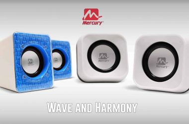 Mercury Harmony and Wave Multimedia Speakers Launched - Features & Price - 11
