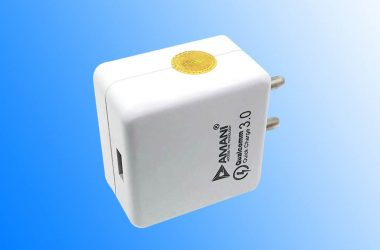 AMANI Launches QC 3.0 Charger At Rs. 499 Only - 4