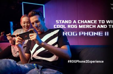 Experience ROG Phone II At A Gaming Cafe - 7