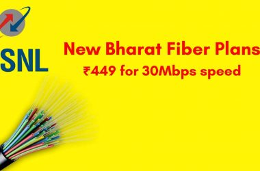 BSNL To Introduce New Low-Cost Bharat Fiber Plans - 16