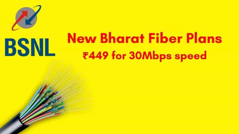 BSNL To Introduce New Low-Cost Bharat Fiber Plans - 4