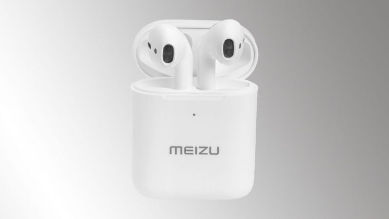 Meizu Introduces Its New TWS Earbuds In India - 4