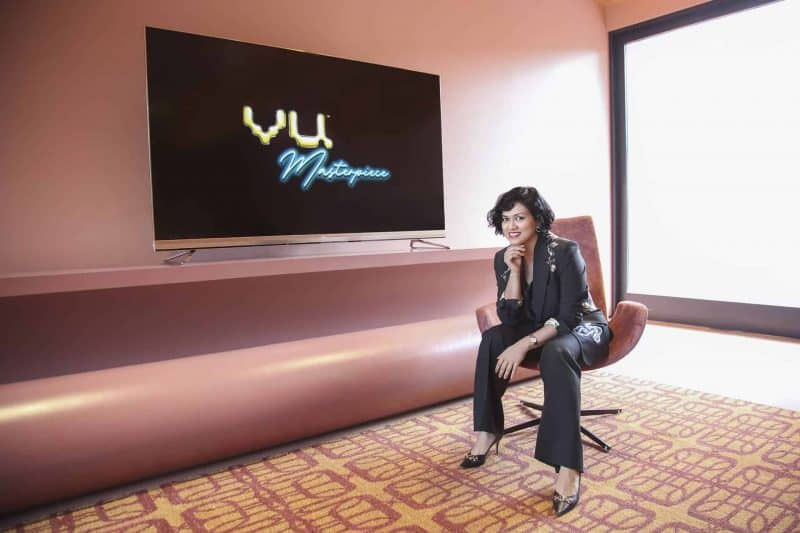 Vu Masterpiece TV Launches in India - 4