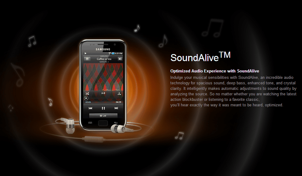 SoundAlive-samsung-music-concept