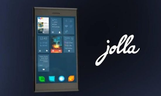 Jolla unveiled its first smartphone with MeeGo-derived Sailfish OS - 1