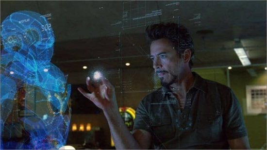 Is 3D hologram Technology in IRON MAN movie is Possible in Reality? - 1