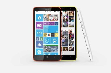 Nokia launches its new Lumia 1320 in India - 3
