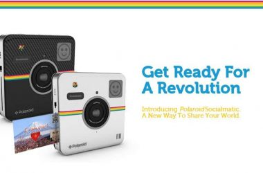 Polaroid announces Socialmatic: the all new Android powered camera+printer - 3