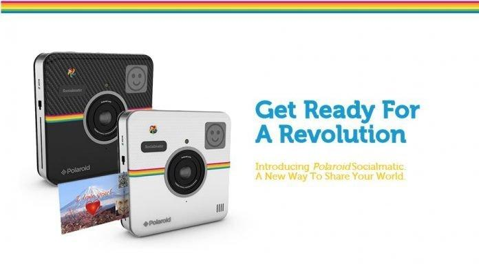 Polaroid announces Socialmatic: the all new Android powered camera+printer - 2