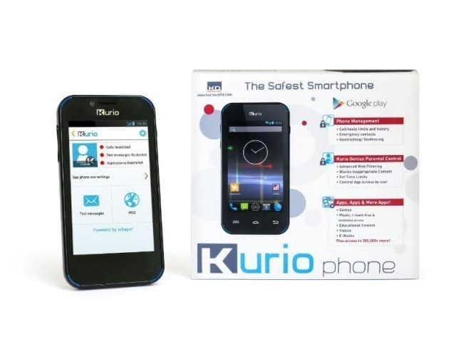 Techno Source and KD Interactive joins together to create the safest phone for children - 2
