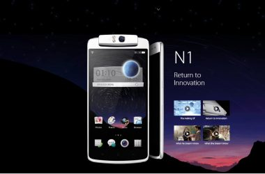 World's first Android smartphone with a moving camera: The Oppo N1 - 9