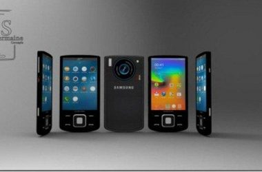 """Samsung Galaxy Innov8 concept with """"smart"""" slider and 2 OS - 3"""