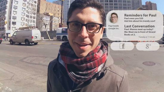 Google's Google glass features(smart) unveiled-video inside - 1