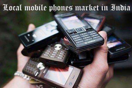 Local Mobile phone makers dominating Indian market - 1