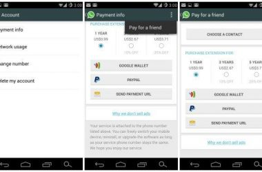 WhatsApp introduces 'Pay for friend' with a new update - 2