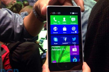 Nokia reveals its 'X' family of Android smartphones - 2