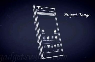 Map the world around you with a smartphone - Google's Project Tango - 3