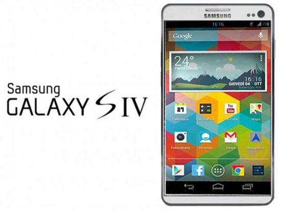 Pre- Orders for Samsung Galaxy S4 Starts from April 16 - 1