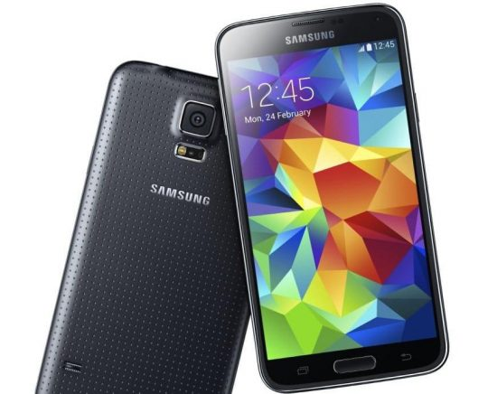 Samsung Galaxy S5: not just a phone - 1