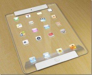 Transparent iPad - Now Possible in Real-a Concept for Future - 1