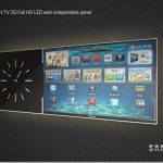 Samsung's Smart Tv with independent panel-concept by Vladimir Ogorodnikov - 7