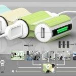 Thermoelectric charging-concept by Shuguang Li and Xiaoping Chen - 1