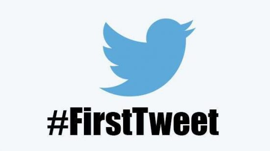 Twitter Completed 8 years: 8 first tweets of its own kind - 1
