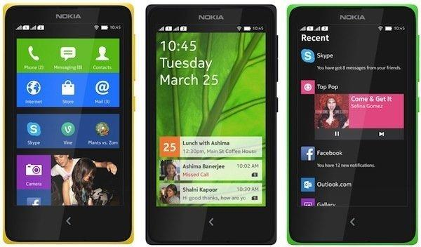Nokia X sold out in 4 minutes - 2