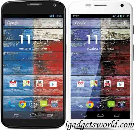 Why Moto X can be preferred over Apple Iphone - 1