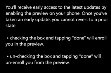 [TUT] Update your Windows phone 8 devices to Windows phone 8.1 - 3