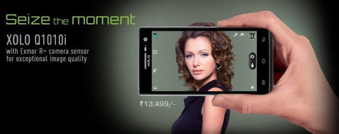 Xolo launched Q1010i at Rs.13499 - 2