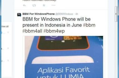 BBM for Windows phone coming soon (June)! - 3