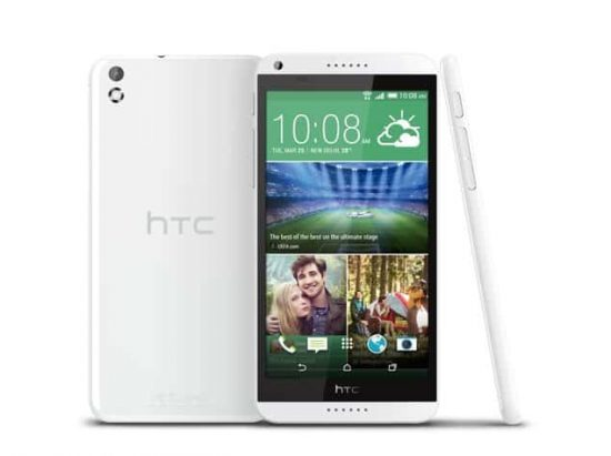 HTC Desire 816 is now available online in India at Rs. 24,450 - 1
